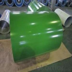 Prepainted Galvanized Rolled Steel Coil - from China
