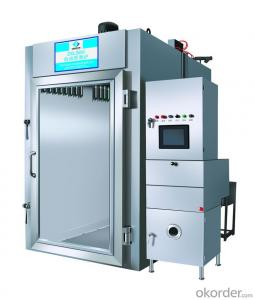 Meat food machinery  smoke house oven series