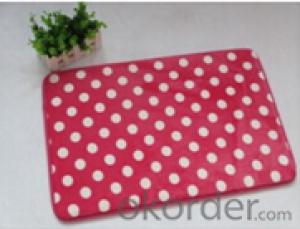 Flannel Printing Mat Fashion Made - in - China