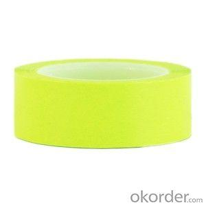 Masking Tape General Purpose Crepe Paper Colorful Masking Tape
