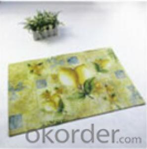 Coral Fleece Printing Mat Made - in - China