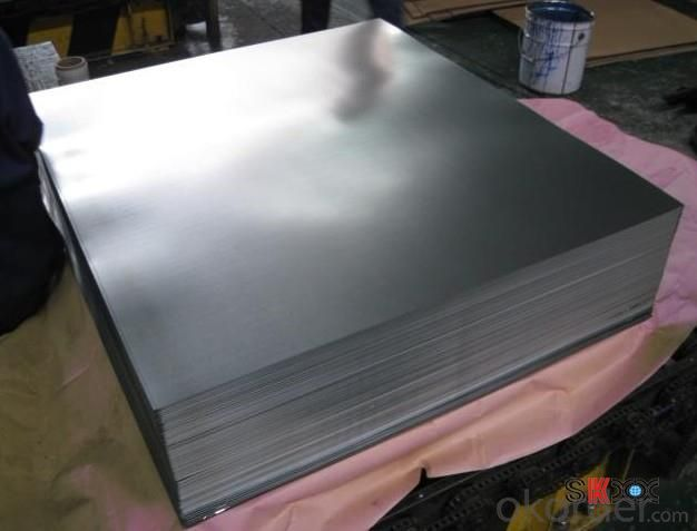 Electrolytic Tinplate Sheets for Foods Can Packaging