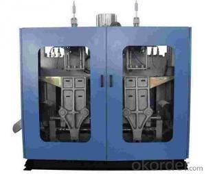 PE Bottle Making Machine Double Station Bottle Volume 5L
