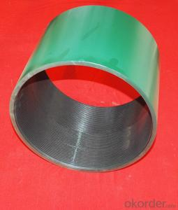 Casing Coupling of Size 13-3/8 BC K55 with API 5CT Standard
