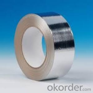 Aluminum Foil Tape Solvent Based Acrylic for Joint Bonding