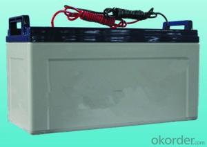 battery for solar system and solar panel 12V 50AH
