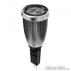 LED Spot Light MR16 GU5.3 with High Brightness Energy Saving and Long Life