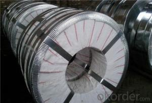 Galvanized Cold Rolled Sheet Coil for building use