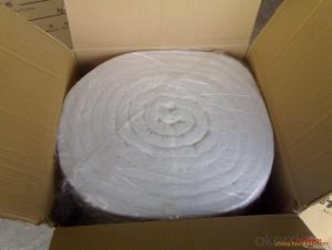 Refractory Ceramic Fiber Felt  for  Steel