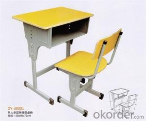 School Student Desk and Chair  2015 Hot Sale DY-30002
