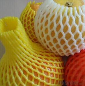 EPE Foam Mesh Net Packaging for fruit/vegetables