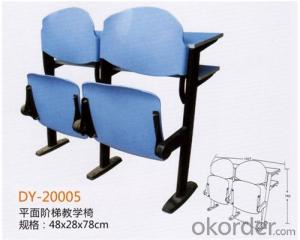 Amphitheatre School Chair  2015 Univercity Row Chair DY-20005