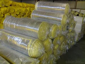 Low  Insulation Blanket Facing Aluminum Foil