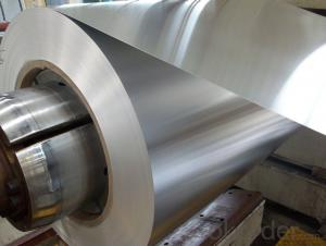Electrolytic Tinplate in Coils for Foods Tin Packing