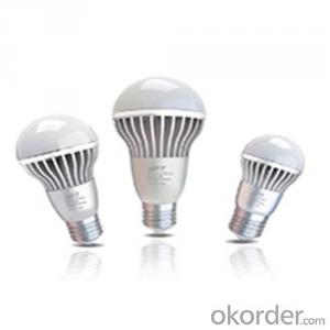 LED Bulb Moon Series  A45-G 3BL E27/CW with Low Cost