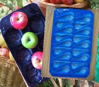 PP Fruit Inner Liner in Packaging Packaging Materials