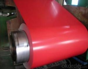 Colored Coated Stainless Zinc Steel Coils