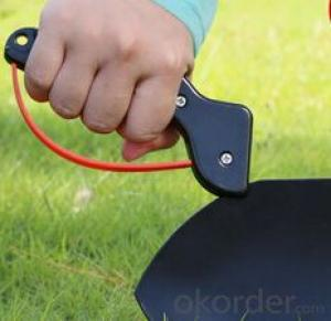 Diamond Knife Sharpener for Garden Tools Sharpening