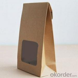 Kraft Paper Bag Used for Packging  Field