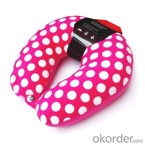 U shape Travel pillow with beautiful pattern