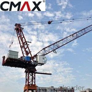 Luffing Tower Crane TCD5032 Max Load 10T