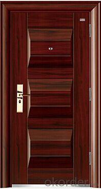 Buy High End Galvanized Steel Door In Shanghai Price