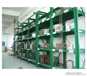 Module Pallet Racking Shelves for Module Storage