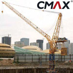 Tower Crane TC6520 Max. working range 65m,
