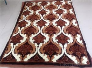 Modern Fireproof Bedroom 100% Acrylic Carpet Rug