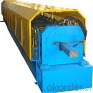 Rain Down Spout Cold Roll Forming Machine