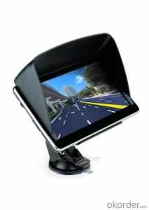Car GPS Navigation 7 Inch Having Bluetooth and WIFI with CE/ROHS Certificates