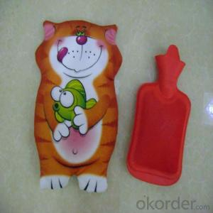 Cartoon Hot Water Bottle Cover for Hot Water Bottle