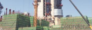 Auto Climbing Formwork in Construction Aare