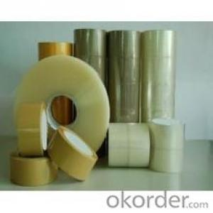 BOPP TAPE 40 MICRON BROWN COLOUR SGS CERTIFICATE