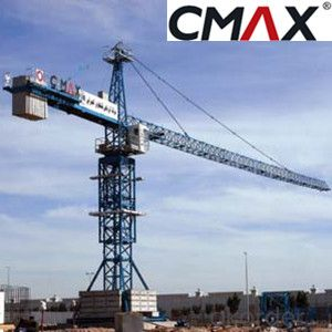 Tower Crane TC6016 stepless speed in China