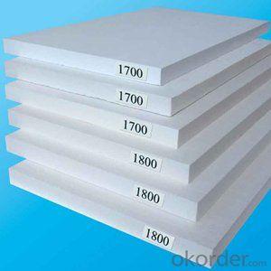 Ceramic Fiber Blanket with 1700c Operation Temperature