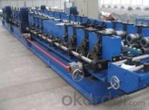 Two Sides Part Cold Roll Forming Machines