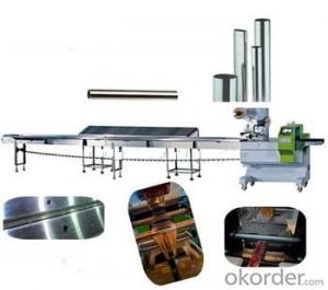 Tubes packing machine for Hard Candy Packing Machine