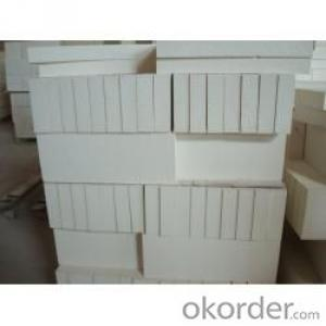 Refractory Bricks for Induction Melting Furnace