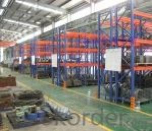 Heavy Duty Pallet Rack Shelves with Customized Design