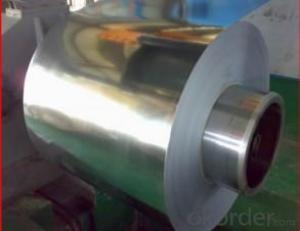 Hot Dipped Galvanized Steel Coils for Steel Structure building