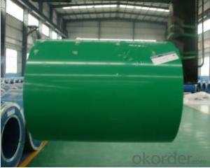 Competitive Prepainted Galvanized Steel Coil