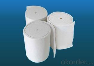 Ceramic Fiber Blanket for Thermal Insulation Material