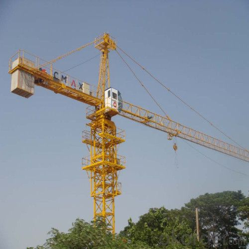 Tower Crane TC5013B Construction Machinery Excellent Quality