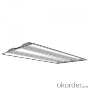 LED Recessed Troffer Artemis series DP1201-2X4-LED60W/PW