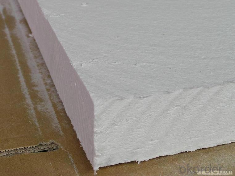 Refractory Ceramic Fiber Board for High Heat