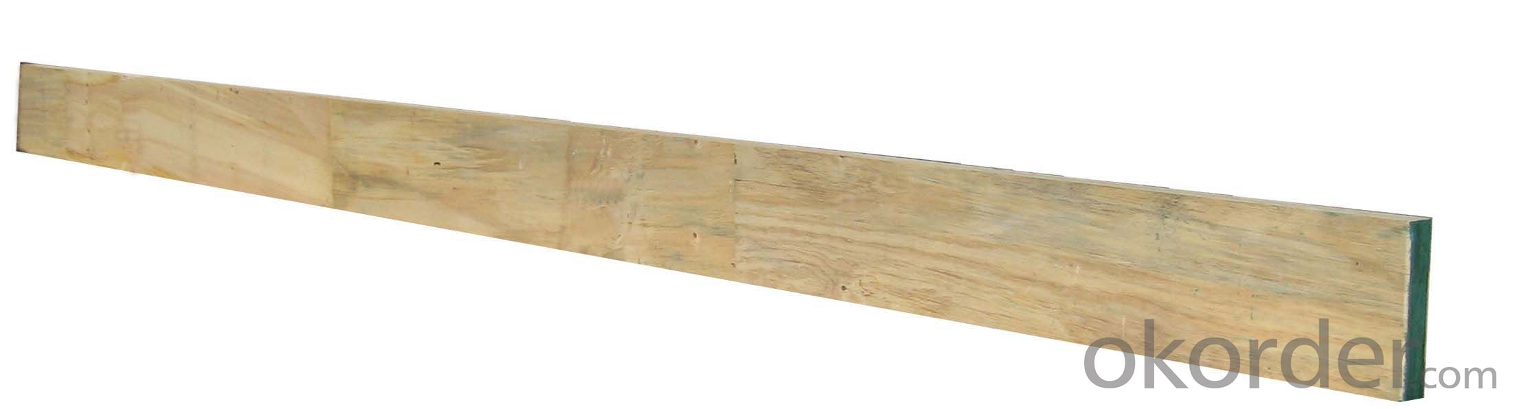 Radiate pine LVL Scaffolding Plank/Board for construction