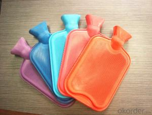 British Standard Hot Water Bottle 2000ml
