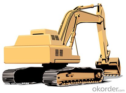 Excavator : FR60,Variable Power, Low Fuel Consumption, and Clean Emissions