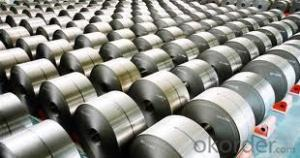 Z100 hot deep cold rolled dc51d z galvanized steel coil